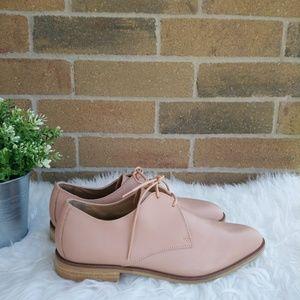 Everlane Modern Oxford Italian Leather Shoes